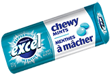 excel chewy mints